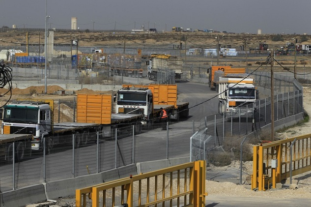 Israel opens border with Gaza Strip to limited traffic