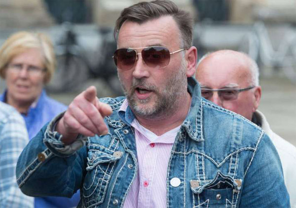 Germany's far-right Pegida leader fined for inciting hatred