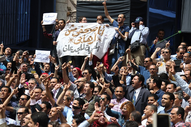 Egypt's Gulf policies 'contradictory'