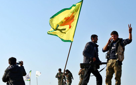 Uncovering the YPG and game of thrones in Syria