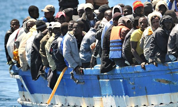 EU to launch talks with Nigeria to take back migrants