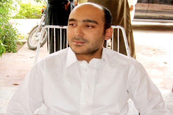 Ex-PM's son lands in Pakistan post 3 years of captivity