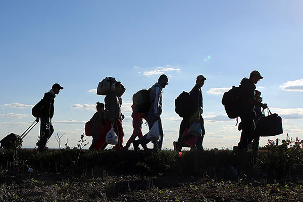 Macedonia treatment of refugees concerns Council of Europe