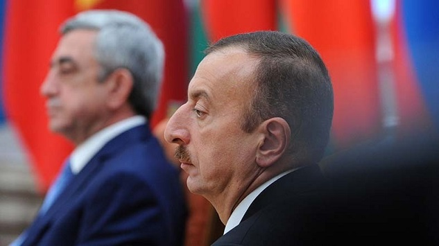 Armenia, Azerbaijan Presidents to meet over Nagorno-Karabakh