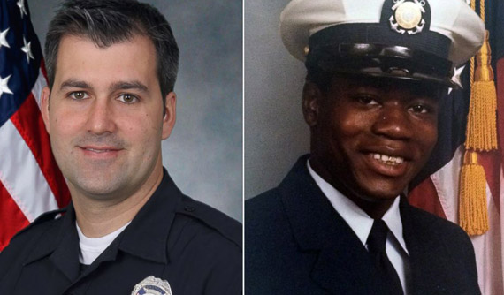 US police officer charged in death of unarmed black man