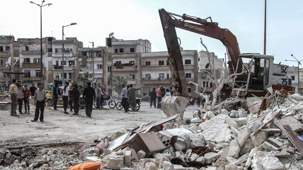 'Turkey to be a shield for civilians in Syria's Idlib'