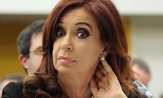 Former Argentine leader Kirchner charged in corruption case