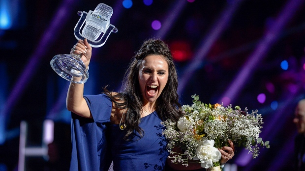 Crimean Tatar artist stuns with Eurovision victory