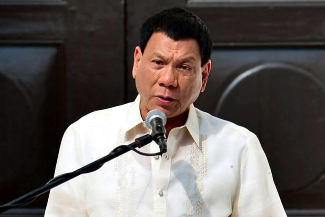 Diplomats not invited to Philippines national address