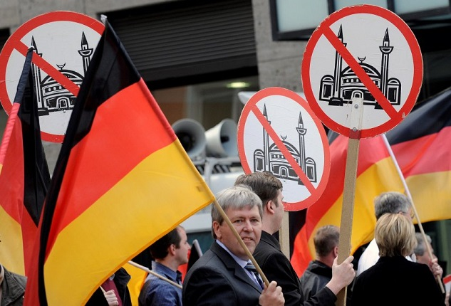 German far-right to protest first-ever mosque in Thuringia