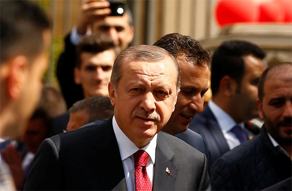 Erdogan dares world to fairly probe 'genocide' claims