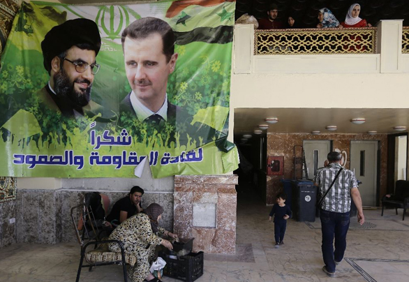 Hezbollah to bolster military presence in Syria