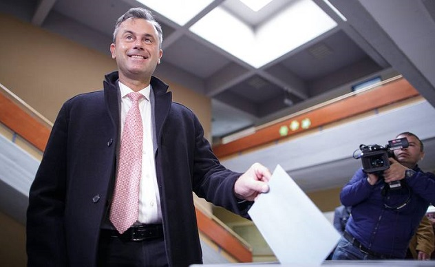 Austria presidential election to be postponed