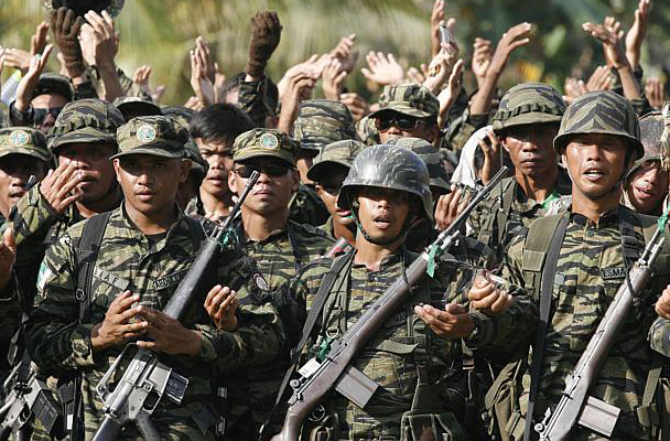 Philippines peace/charter changes can coexist
