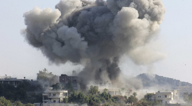 Syrian government 'violates' Eid ceasefire