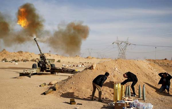 Moscow decries US airstrikes on ISIL sites in Libya