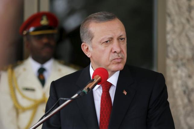 Erdogan opens Turkey's new embassy in Somalia