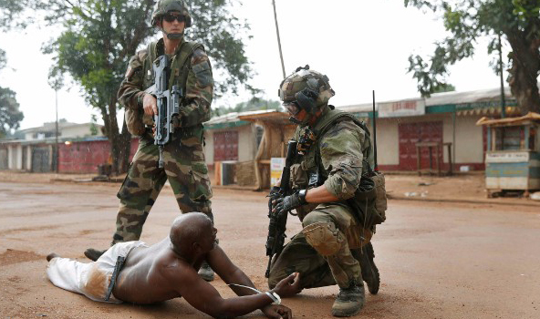 France disciplines 5 troops over C. Africa abuse