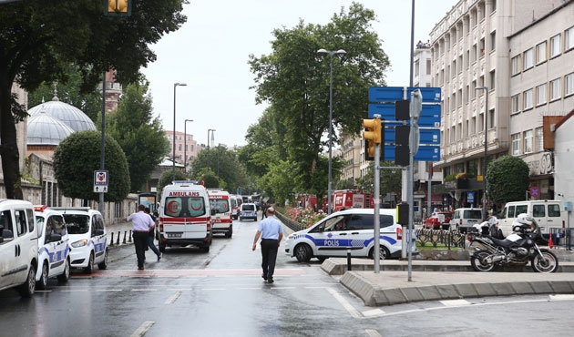 3 suspects remanded over Istanbul blast