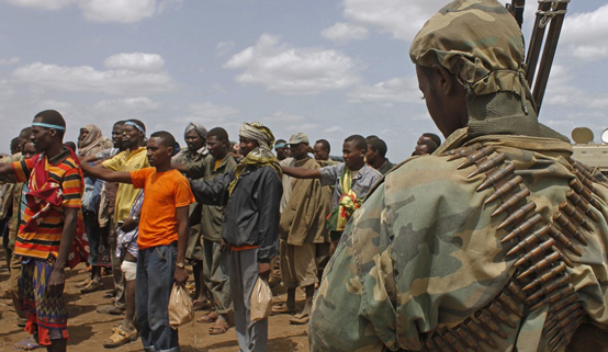 Shabaab says it executed six 'spies' in Somalia