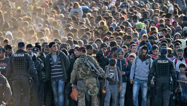 Record number of refugees need to be resettled...
