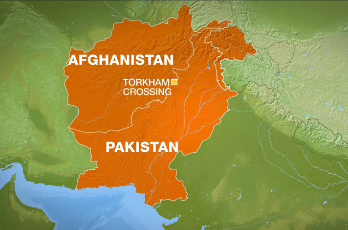 Pak-Afghan border clashes intensify