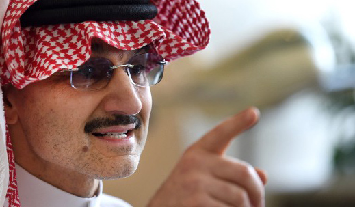 Saudi prince owns more of Twitter than co-founder...