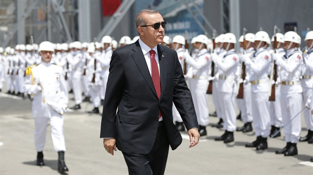 Aircraft carrier to be produced soon in Turkey