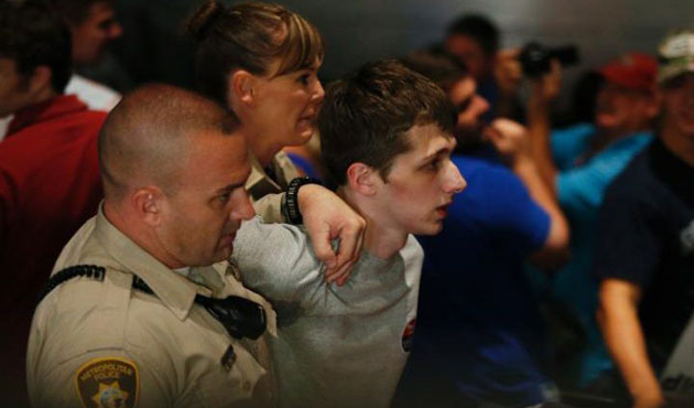 British teen attempts to kill Trump in rally