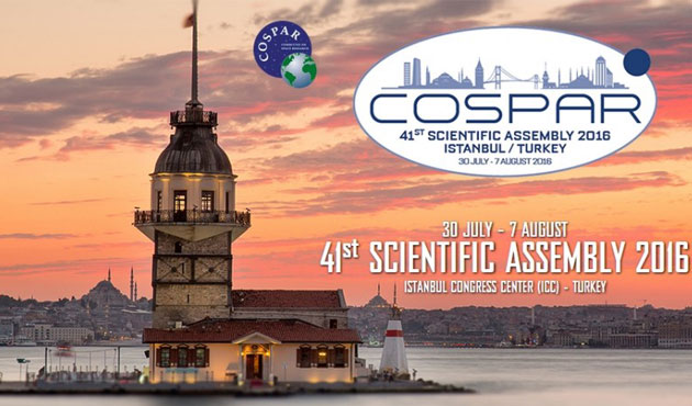 Istanbul to host global space research event
