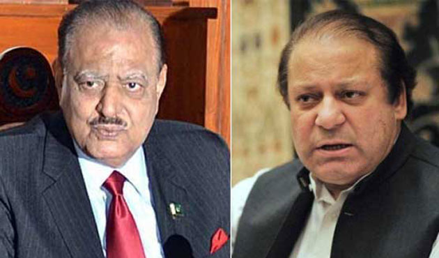 President and PM of Pakistan comdens Istanbul airport attack