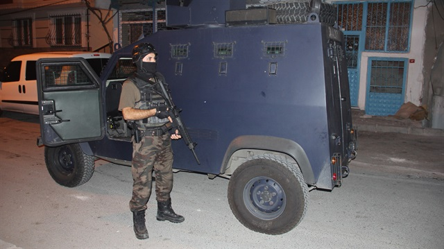 13 detained in raid linked to Istanbul airport attack