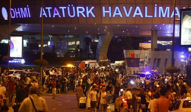 11 more ISIL suspects detained in Istanbul airport attack