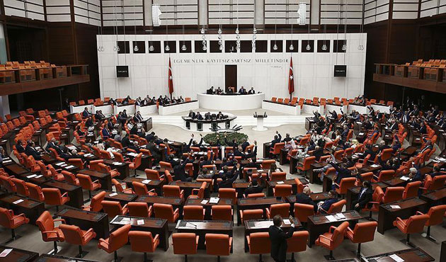 Turkish parliament ratifies restructure to high courts