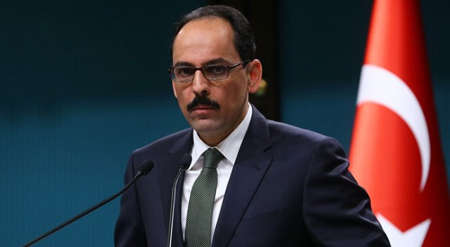 Turkish aide outlines Middle East's return to peace