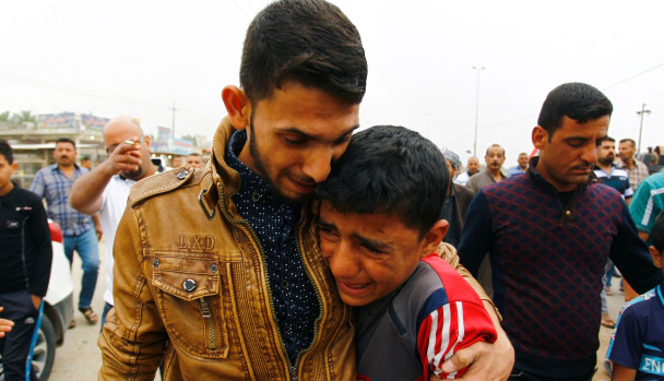 Red Cross: Up to 4 million Iraqis risk being displaced
