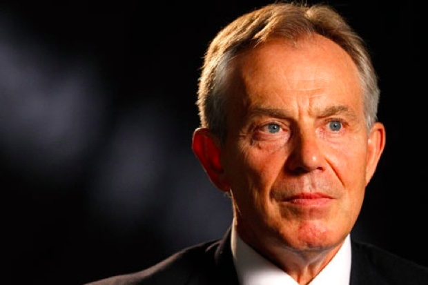 UK's Former PM Blair urges Labour to oppose Brexit