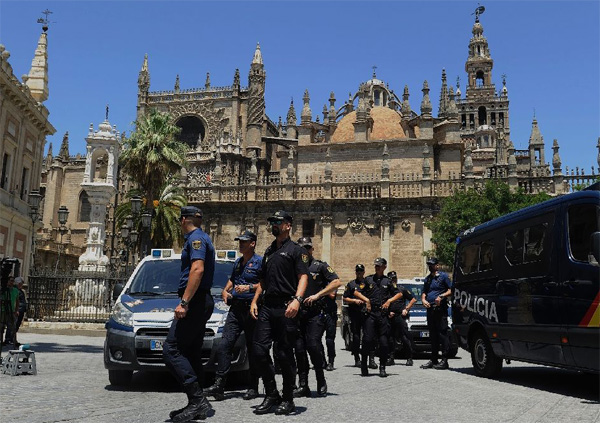 Spain suspects were preparing bigger attack: police