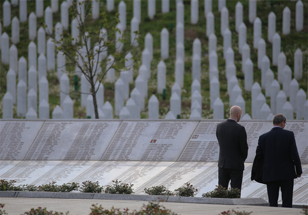 Bosnia prepares to mark Srebrenica genocide