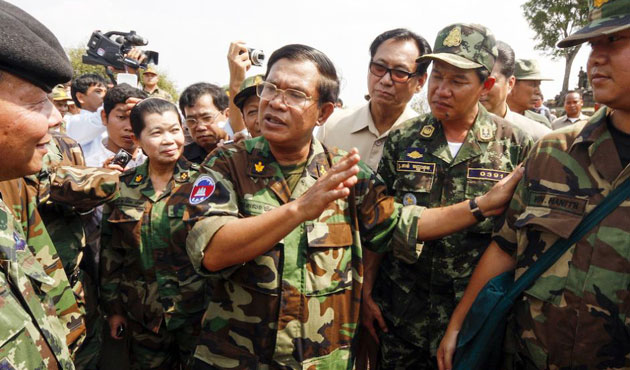 Cambodia investigating coup declaration against PM