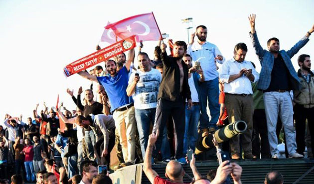 Syrian who fled war shot by coup plotters