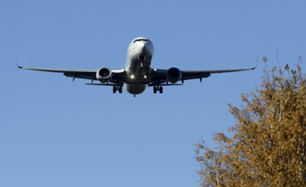 Air passenger traffic up in Europe in May