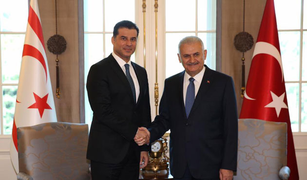 Turkish PM: Cyprus situation 'not sustainable'