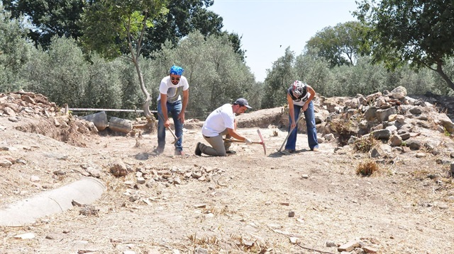 The first Ottoman mosque has been found