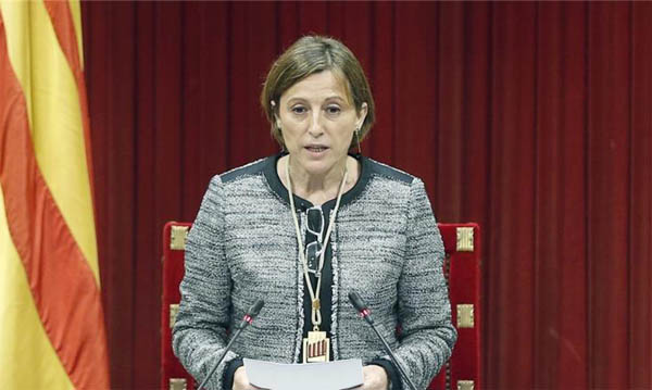 Spain to seek charges against Catalan lawmaker