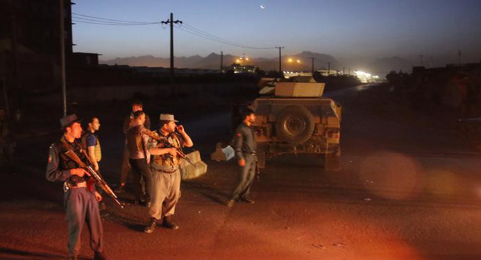 Taliban attack German consulate in Afghanistan
