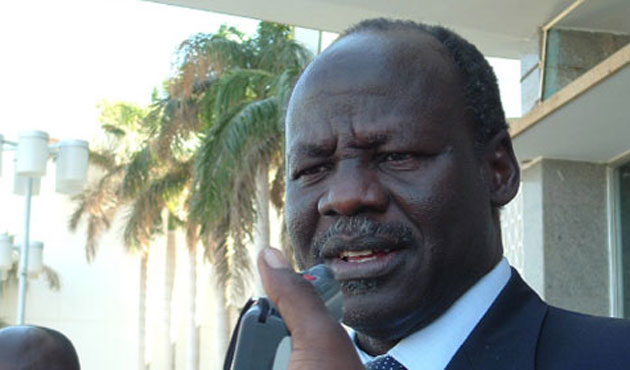 South Sudan minister quits amid fears for peace deal