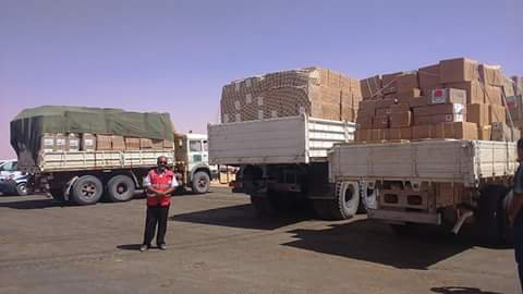 WHO sends medical supplies to eastern Libya