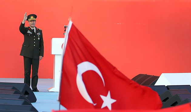 Turkey's military head to attend meeting against ISIL