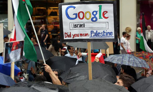 Outrage after Google Maps erases Palestine